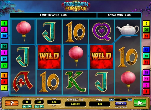 Mandarin Fortune™ Slot Machine Game to Play Free in Leander Gamess Online Casinos