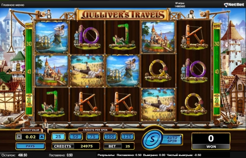 Gulliver's Travels Slot Machine – Play the Free Demo Online