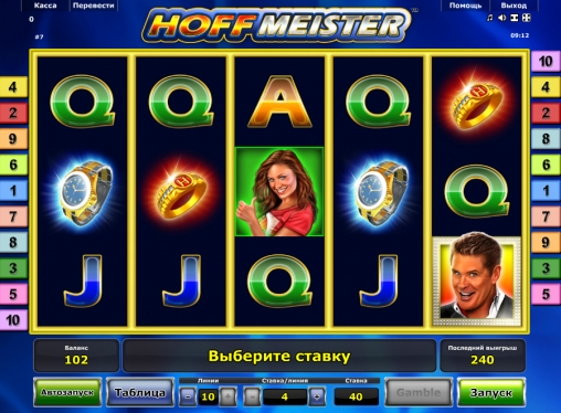 Hoffmeister™ Slot Machine Game to Play Free in Novomatics Online Casinos