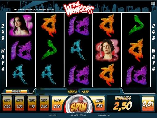 The Warriors Slot Machine Online ᐈ iSoftBet™ Casino Slots