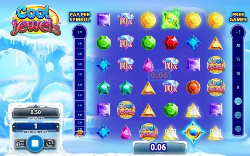 Cool Jewels™ Slot Machine Game to Play Free in WMS Gamings Online Casinos