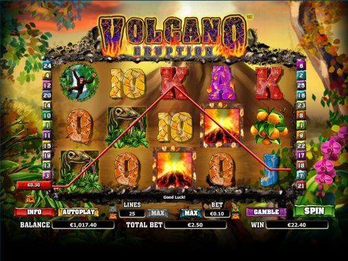Volcano Eruption Slot Machine Online ᐈ NextGen Gaming™ Casino Slots
