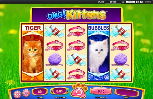 OMG! Kittens Slot Machine Online ᐈ WMS™ Casino Slots