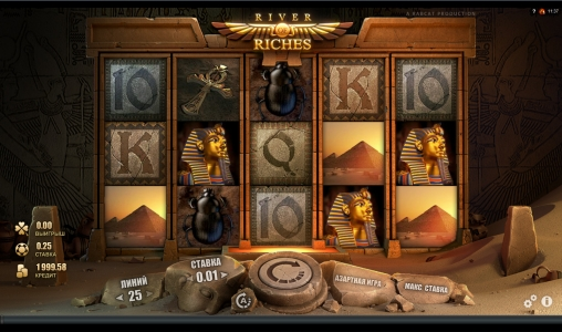 River Of Riches™ Slot Machine Game to Play Free in RabCats Online Casinos