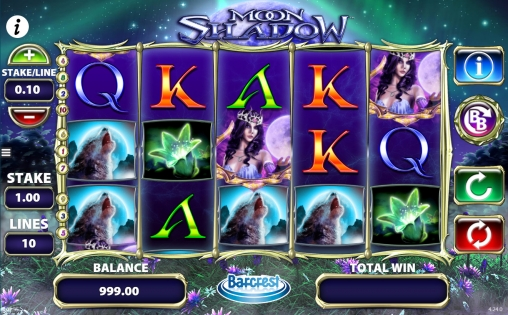 Moon Shadow Slots - Play the Barcrest Casino Game for Free