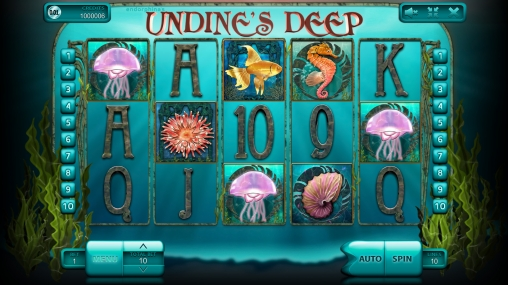 Undine's Deep Slots - Play Online for Free or Real Money
