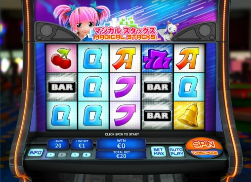 Magical Stacks Slot Machine Online ᐈ Playtech™ Casino Slots