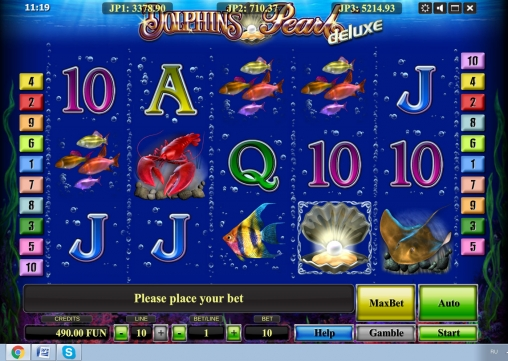best online casino websites dolphin pearl
