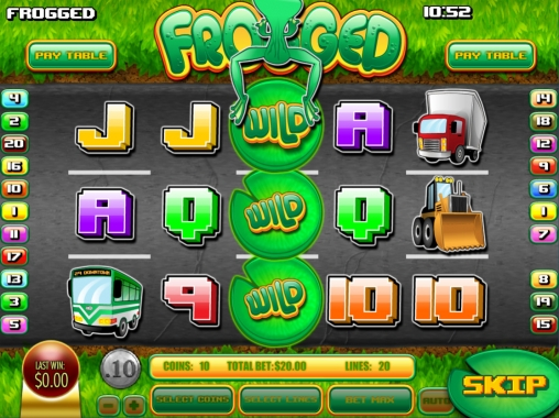 Frogged Slot Machine Online ᐈ Rival™ Casino Slots