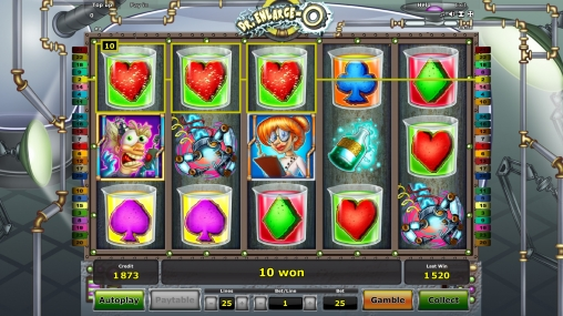 Dr Enlarge-o Slot Machine - Play Free Novomatic Slots Online
