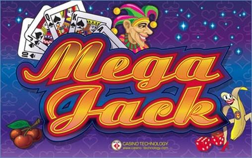 Большинство Mega Jack Автомат Игровой Лайн Он там