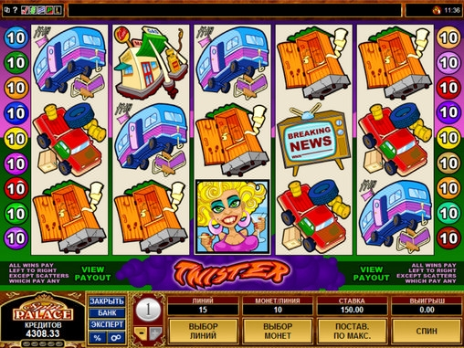 twister casino game