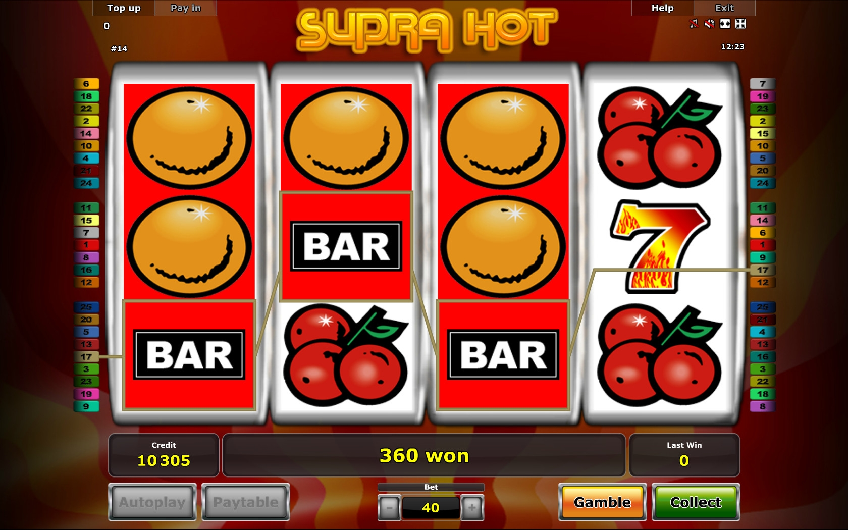 free play casino online supra hot