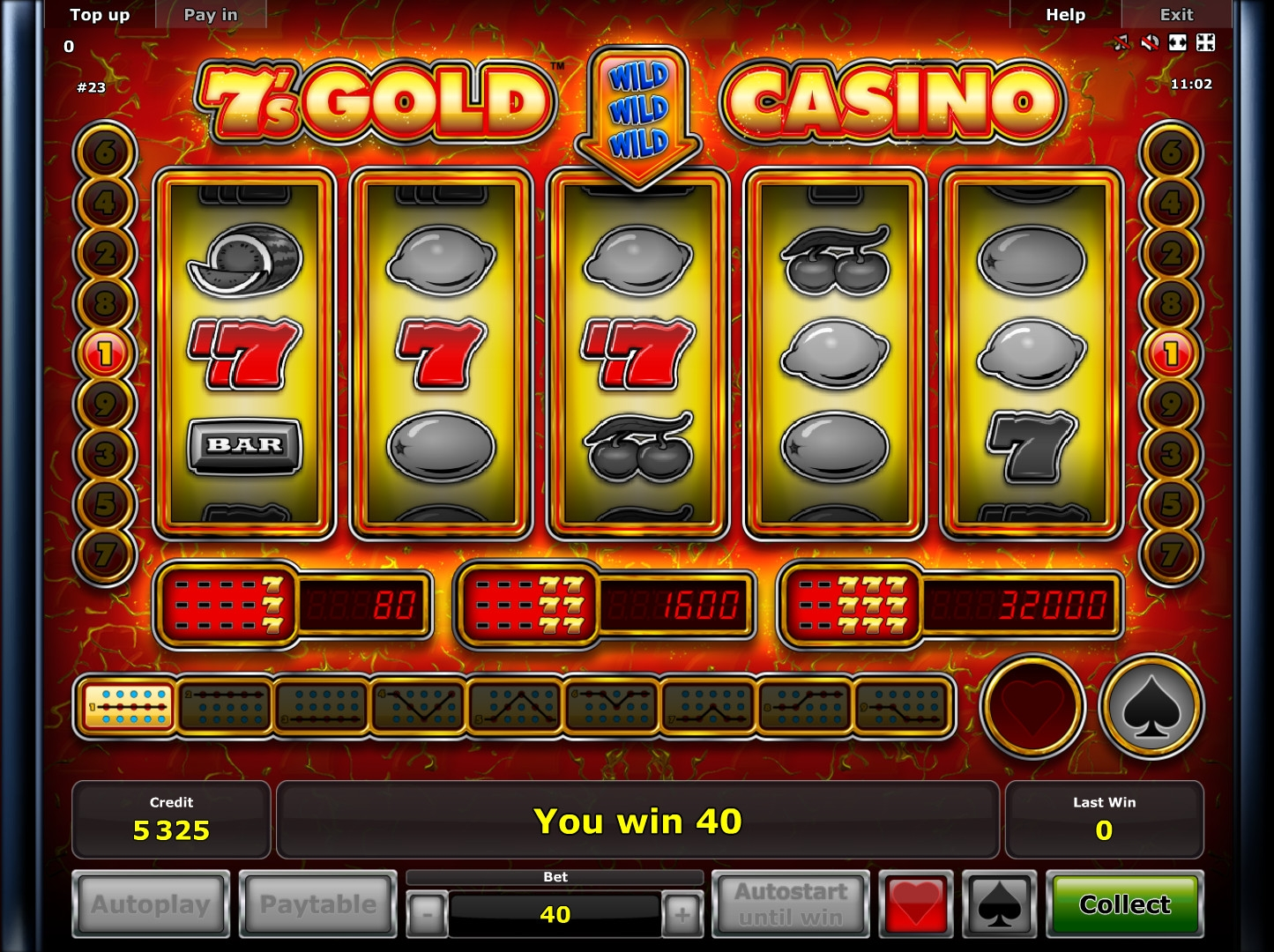 7s gold casino
