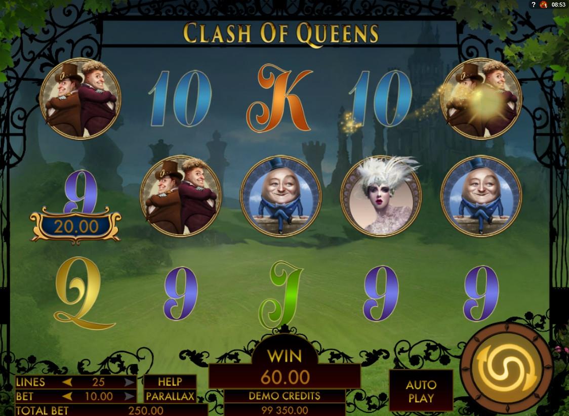 Clash of Queens Slot Machine Online ᐈ Genesis Gaming™ Casino Slots