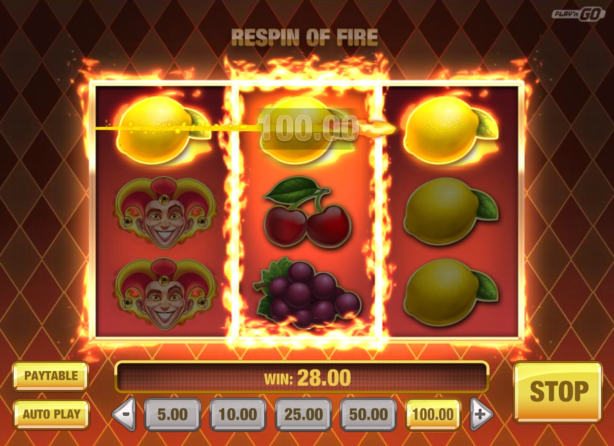 Fire Joker - Rizk Online Casino