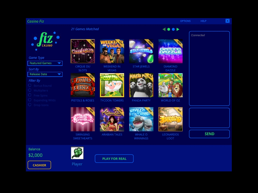 casino fiz.com