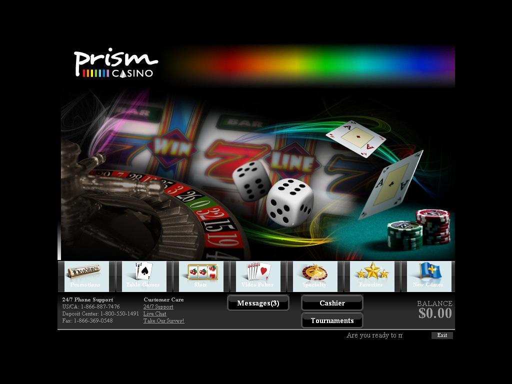 prism online casino  download