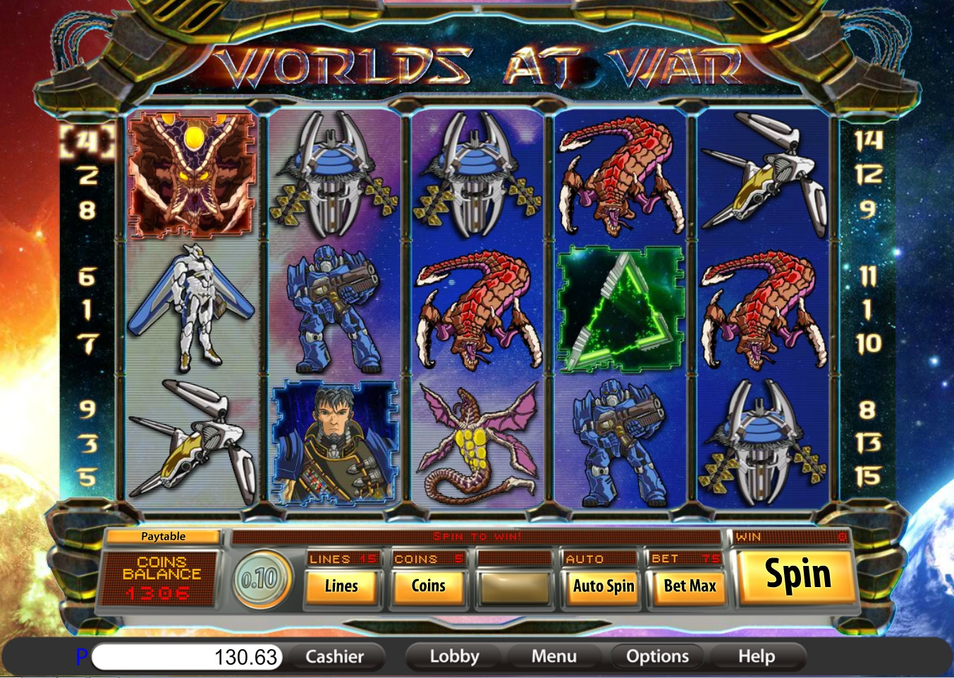 Club Spin Slot - Read a Review of this Parlay Casino Game