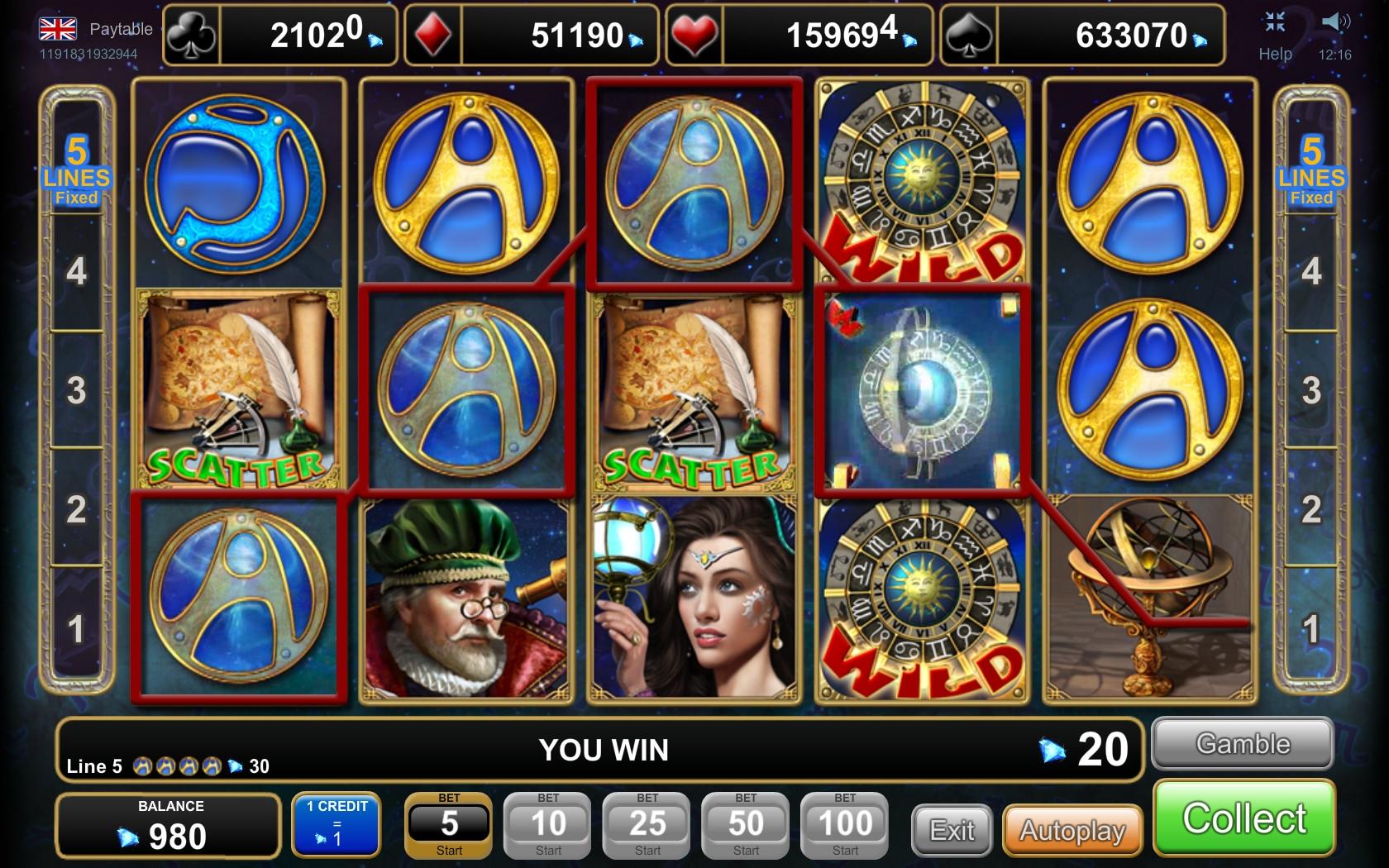 Volcanic Cash Slot Beschreibung & Casino-Spiel gratis spielen