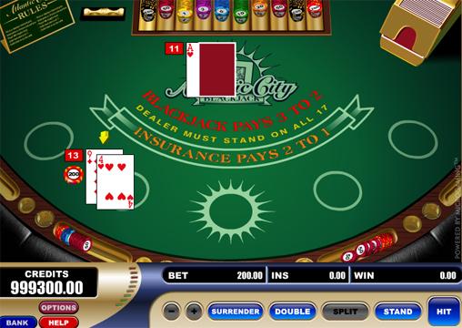 Blackjack articles