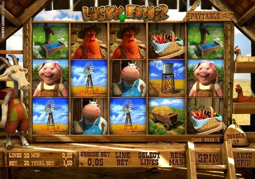 Лучшие игровые автоматы о фермерах