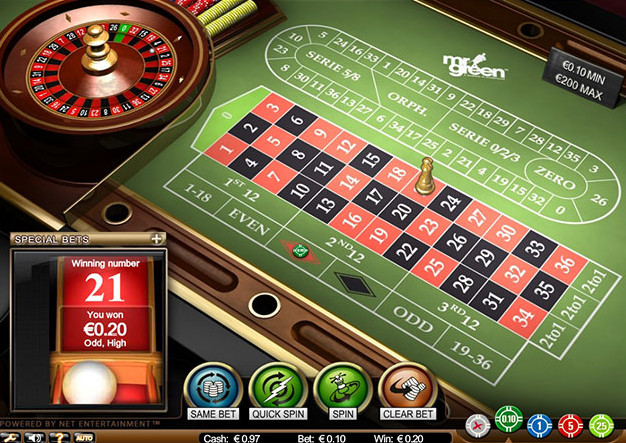 Roulette color betting strategy
